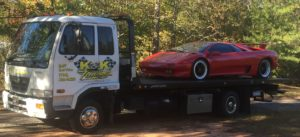 Flatbed Towing and Transport Services provided by Dawsonville K&K Towing and Wrecker