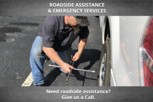 emergency roadside assistance services in dawson county
