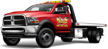 Towing & Wrecker Services in Dawsonville and surrounding areas