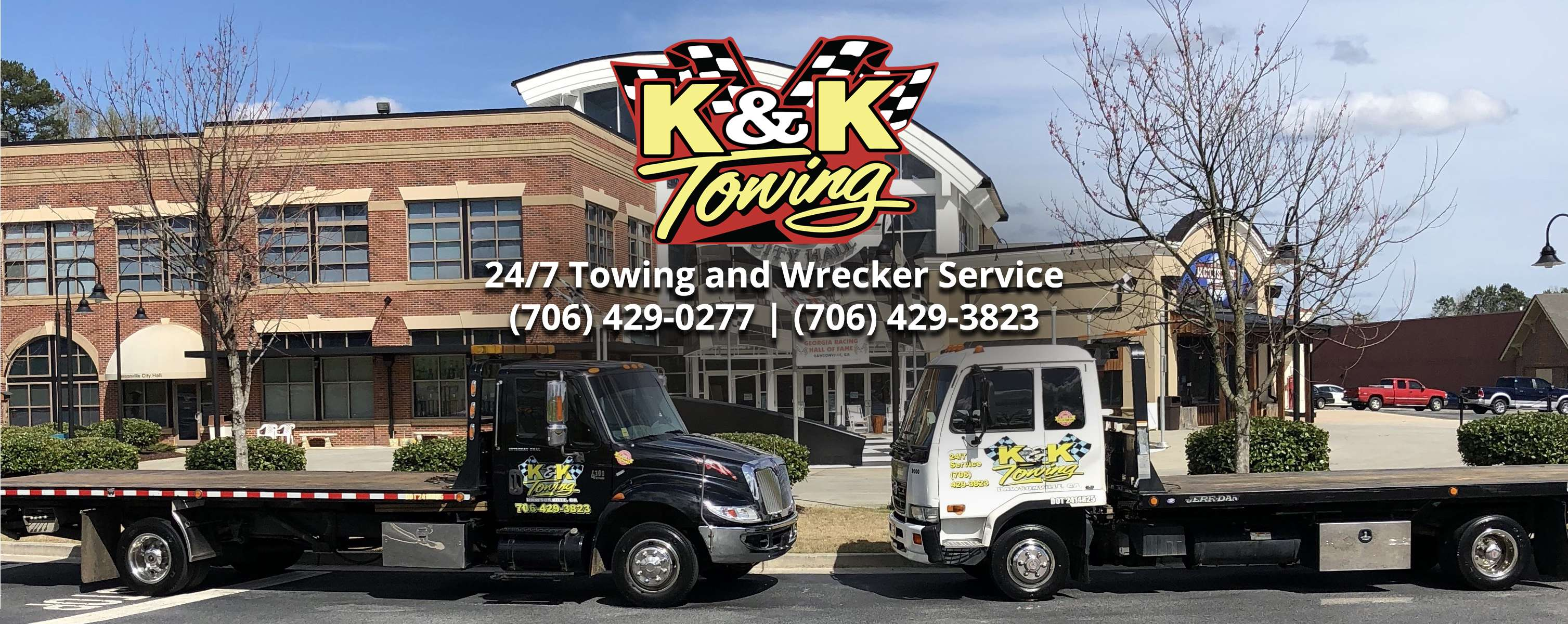 K&K Towing and Wrecker Services